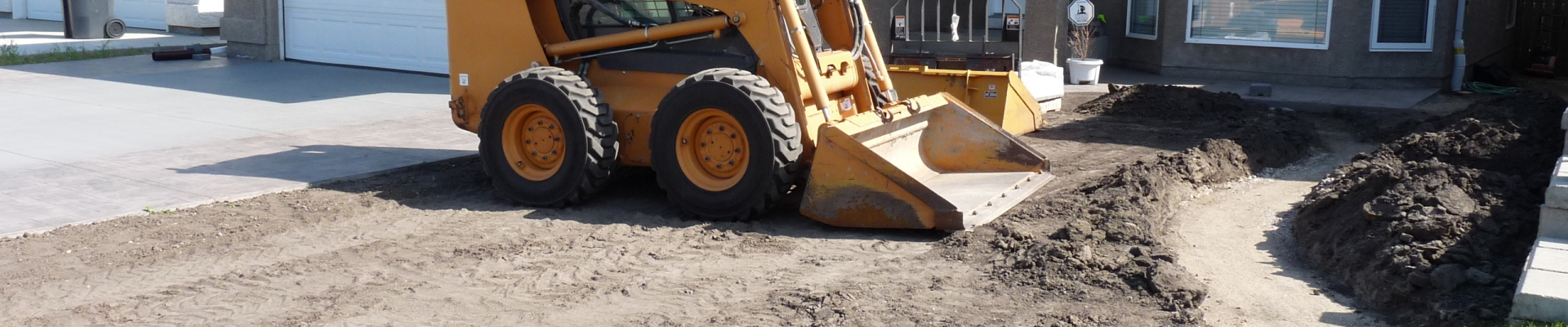 Excavating & Snow Removal